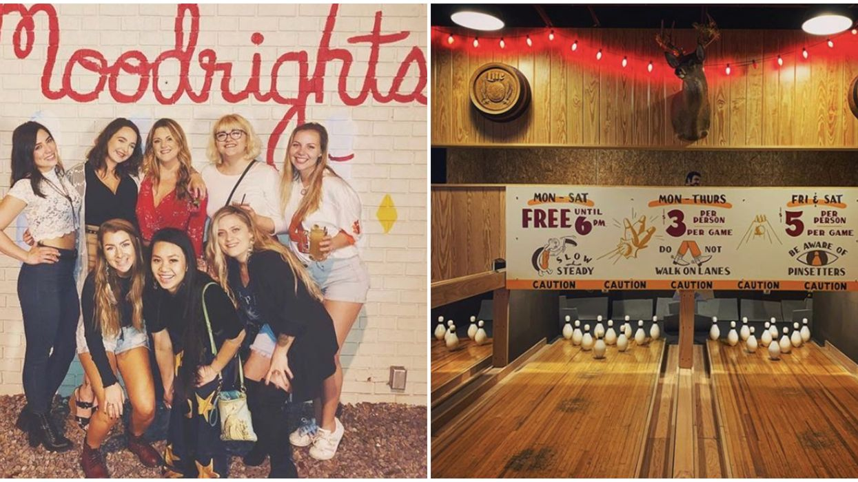 Things To Do In South Georgia Include Drinking Cheap Beer & Bowling