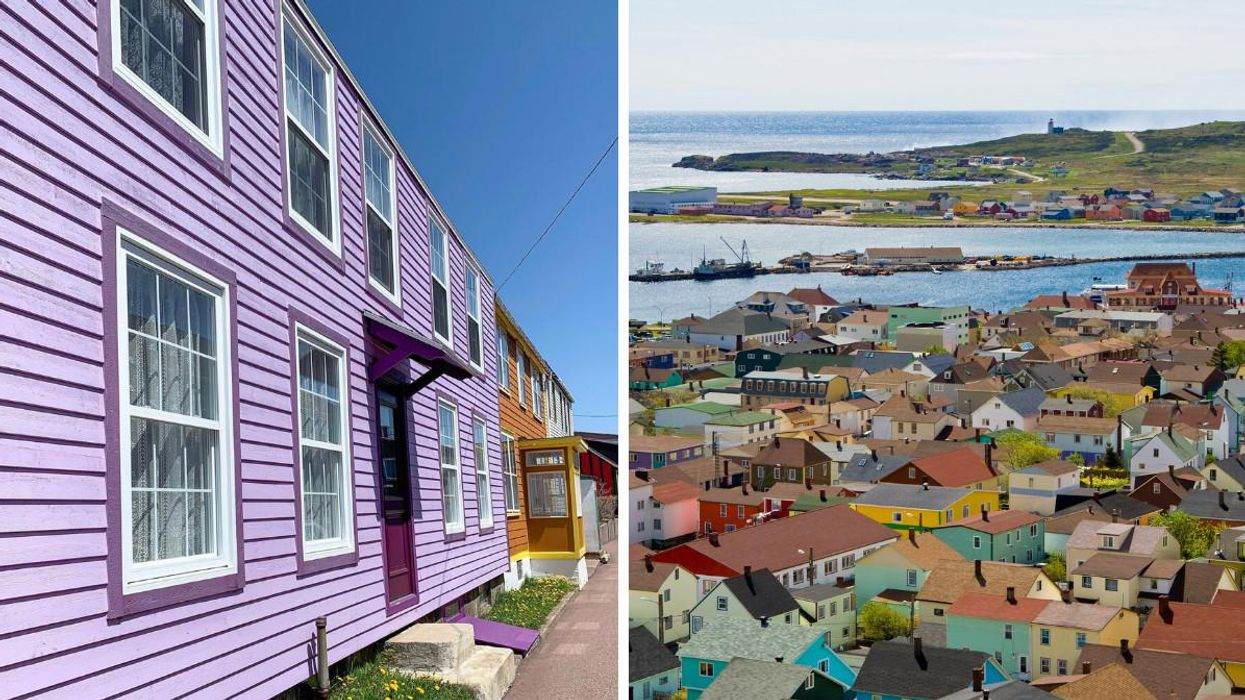 This Charming French Island Is Just 90 Mins From Canada & Is A Slice Of European Paradise