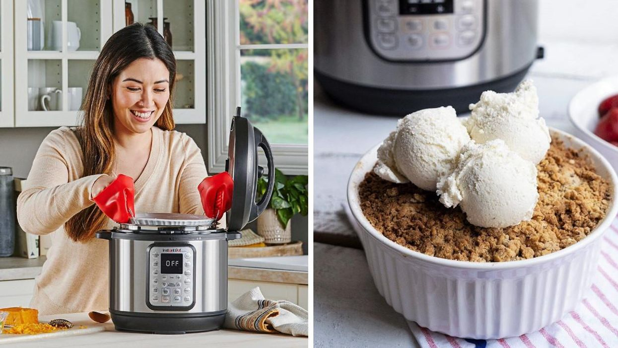 This Instant Pot Is On Sale In Canada Just In Time To Make All Your Cozy Fall Recipes