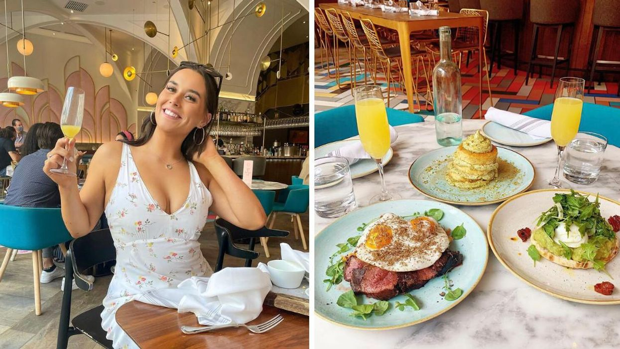This Italian Brunch Spot In Toronto Lets You Add $3 Mimosas To Your Meal