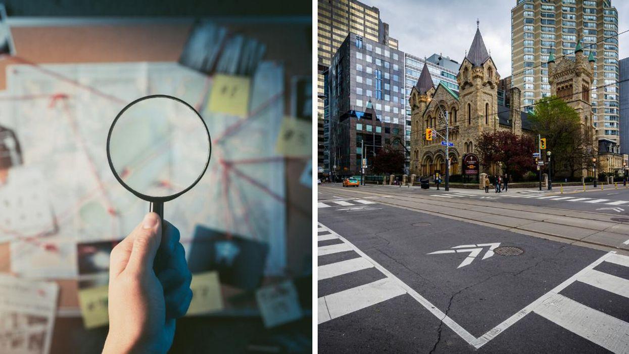 This Scavenger Hunt Is Hiding Secret Clues Around Toronto To Help You Stop An Art Heist