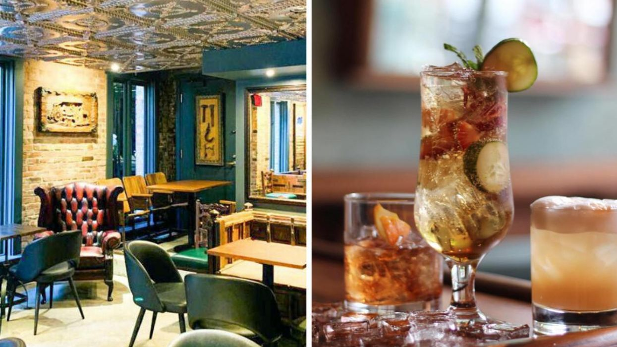 This Secret Vancouver Whiskey Bar Might Be The Coolest Thing That Opened This Summer