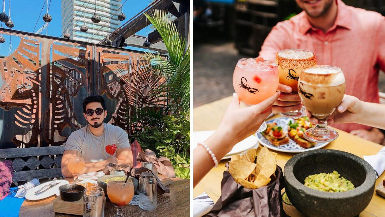 This Toronto Restaurant Just Ranked Among The Top 15 For Outdoor Dining In North America