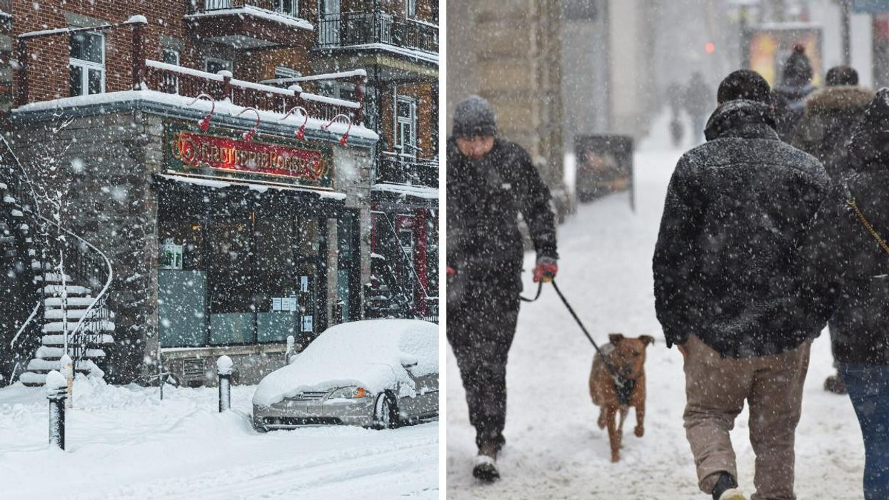 This Winter In Canada Might Be Even Colder Than Expected Because Of A Weather Phenomenon