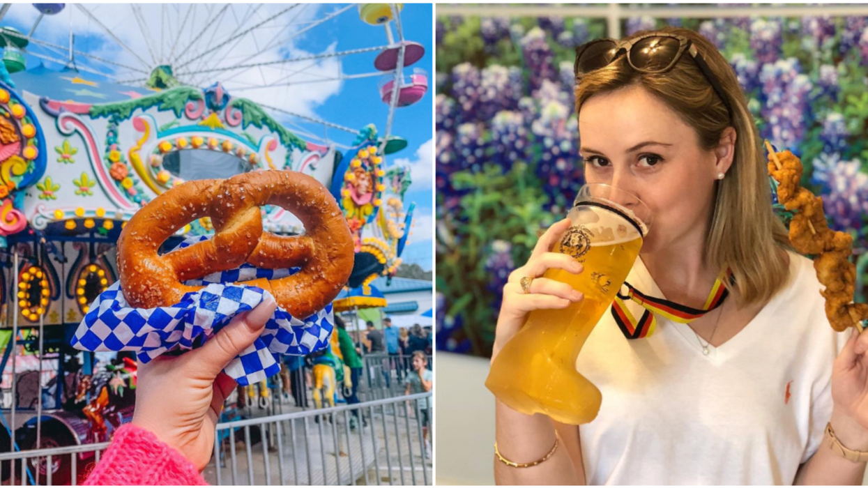 Tomball German Heritage Festival Is Coming To Houston This Spring