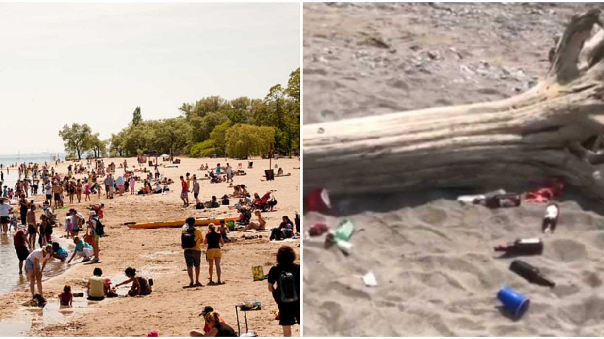 Toronto Beach Parties Are Still Happening At Night So The City's Getting Even Stricter