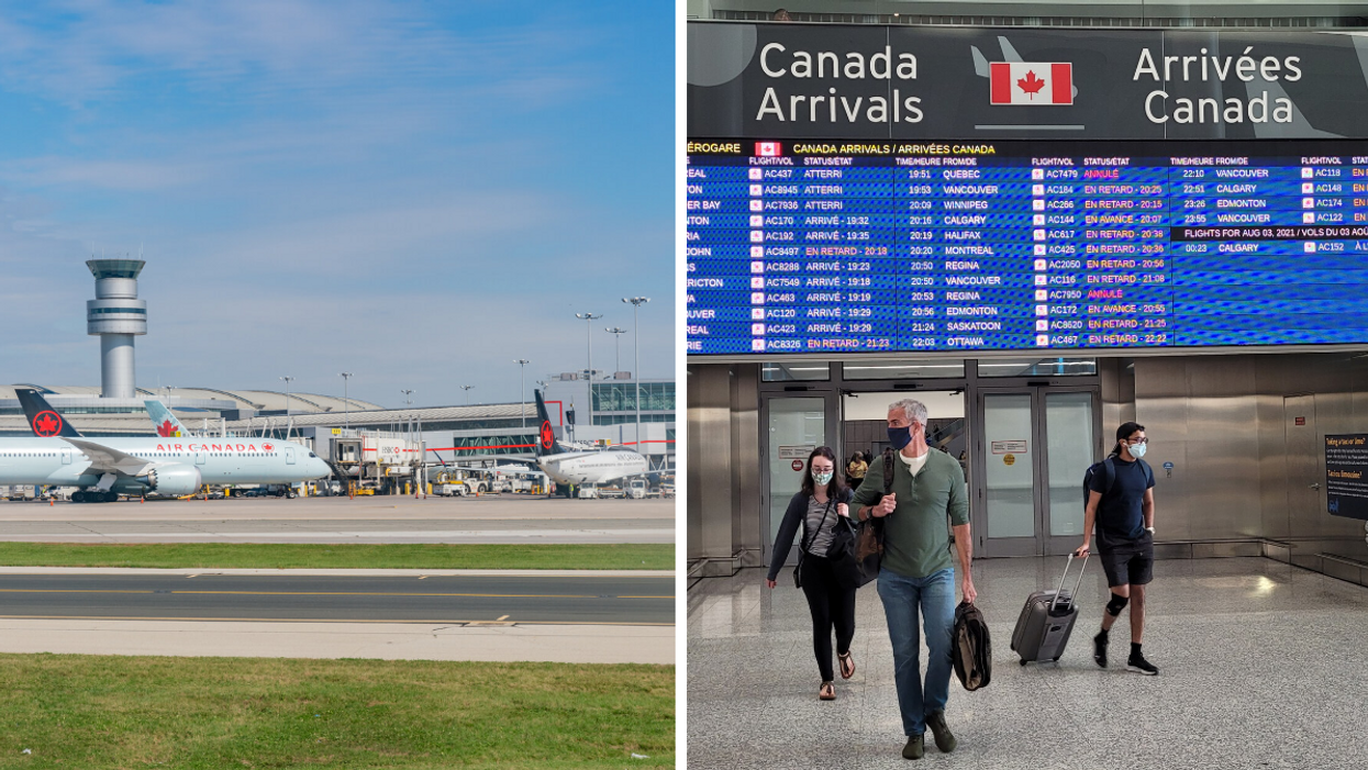 Toronto Pearson Airport Was Ranked 3rd Best Airport In North America, Despite Recent 'Chaos'