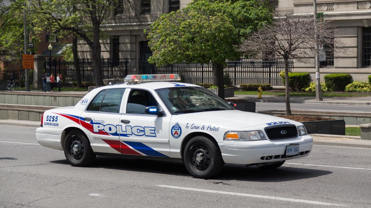 Toronto Police Have Charged A 15-Year-Old Scarborough Girl With The Murder Of A Teenage Boy