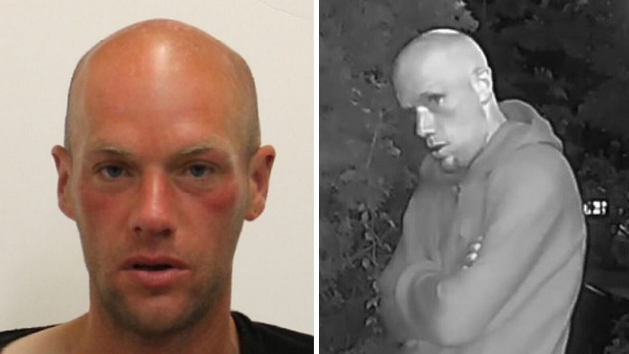 Toronto Police Identified The Suspect Who Was Allegedly Trying To Break Into East End Homes