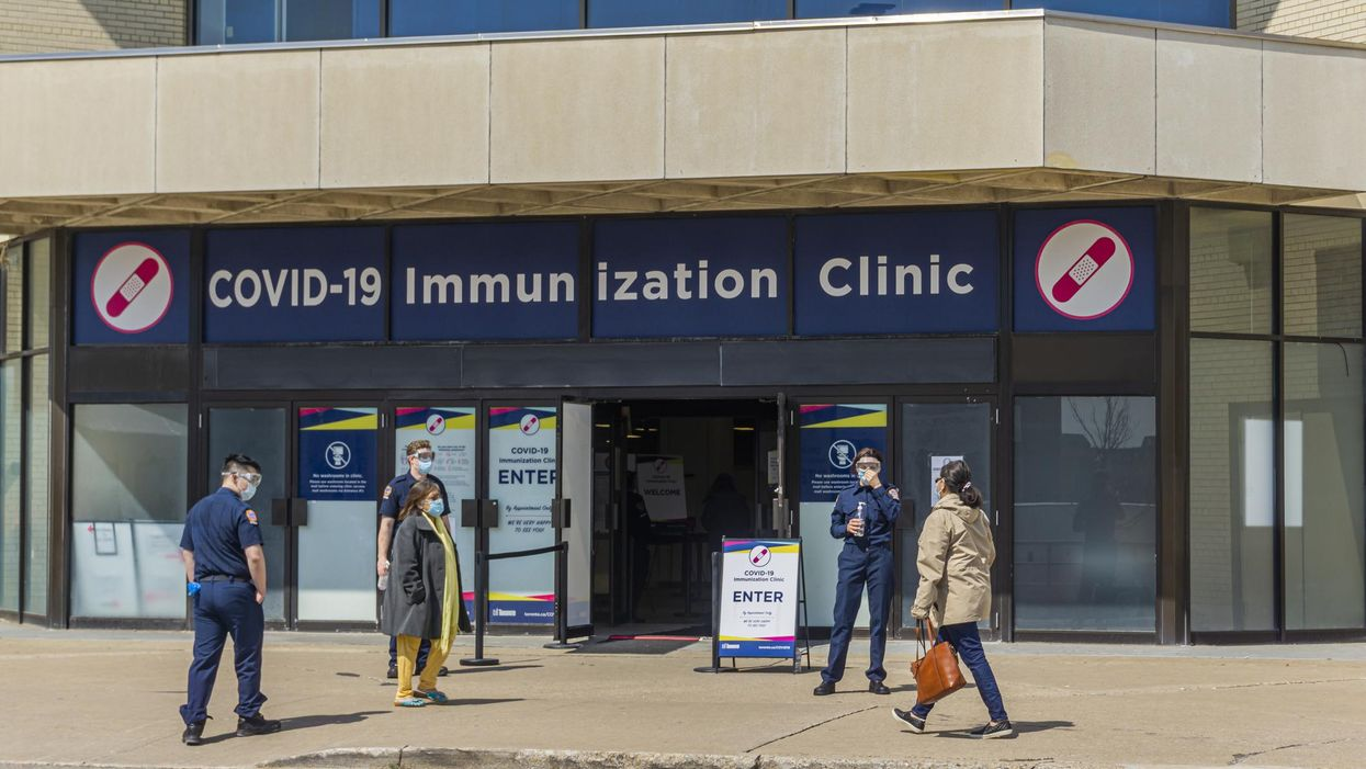 Toronto Public Health Is Prepping To Vax Children Between Ages 5 & 11 Against COVID-19