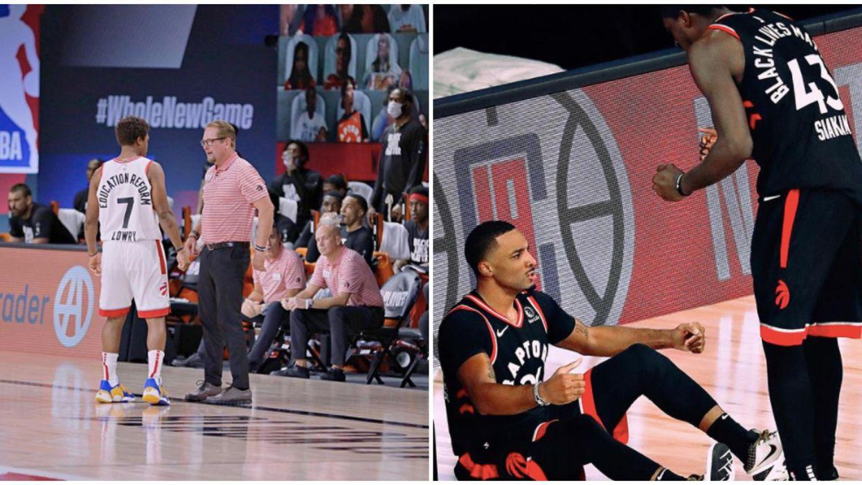 Toronto Raptors Playoffs Are Over After A Devastating Loss