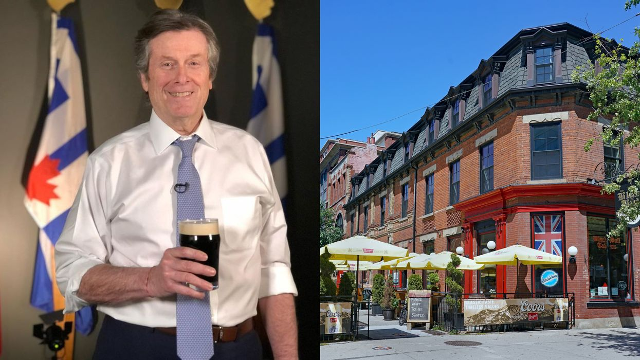 Toronto Restaurants Could Be 'No More Than Weeks' From Opening, Says Tory