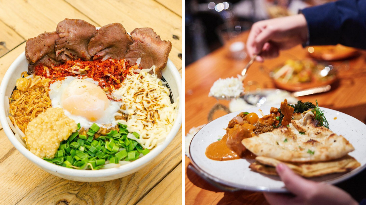 Toronto's DineTOgether Kicks Off Today & You Can Get $20 2-Course Meals At These 6 Restos
