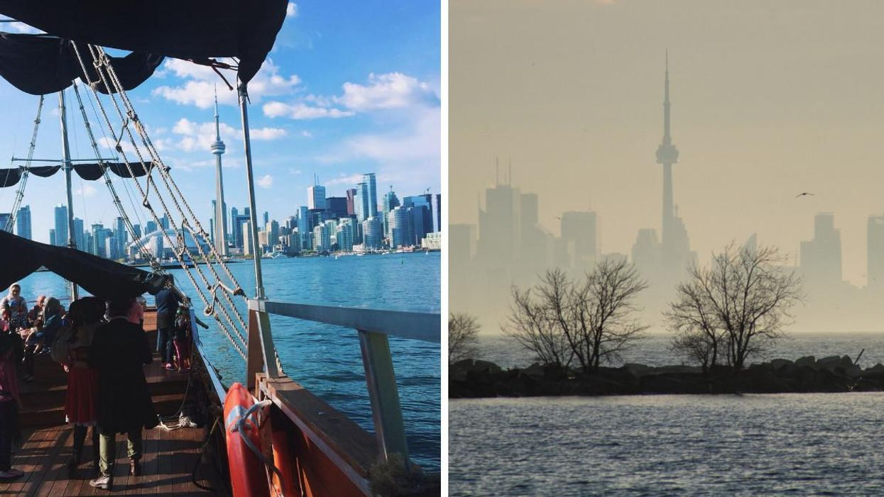 Toronto's New Escape Game Will Have You Sailing Across Lake Ontario On A Cursed Ghost Ship