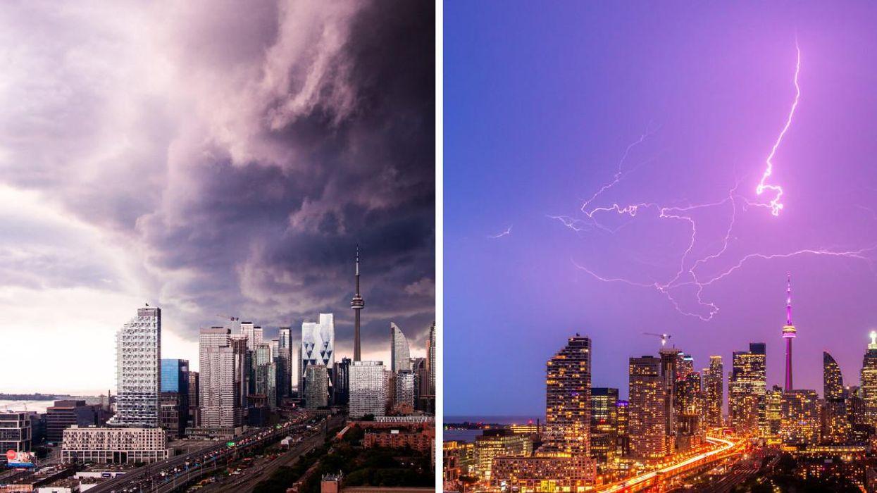 Toronto's Storm On Saturday Was An Apocalypse Movie IRL