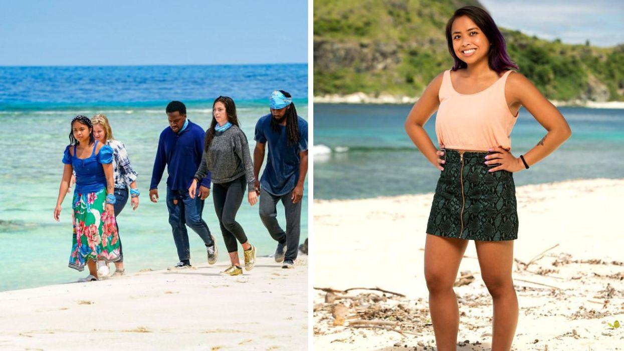 Toronto 'Survivor' Contestant Erika Casupanan Reveals What She Did To Prepare For The Show
