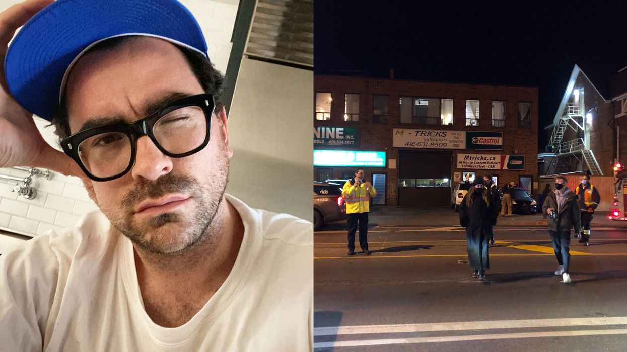 Toronto Tenants Evicted Over Carbon Monoxide Get Support From Dan Levy
