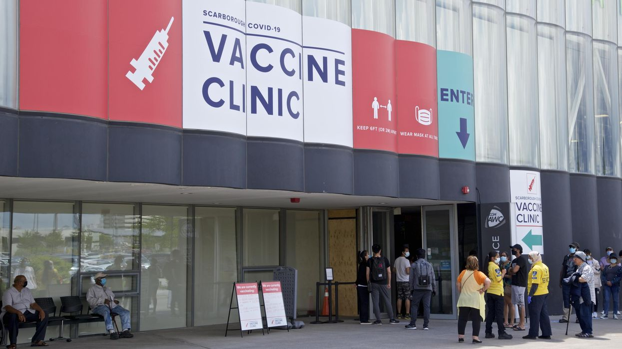 Toronto Will Soon Start Directly Calling & Texting People Overdue For Their 2nd Vax Dose
