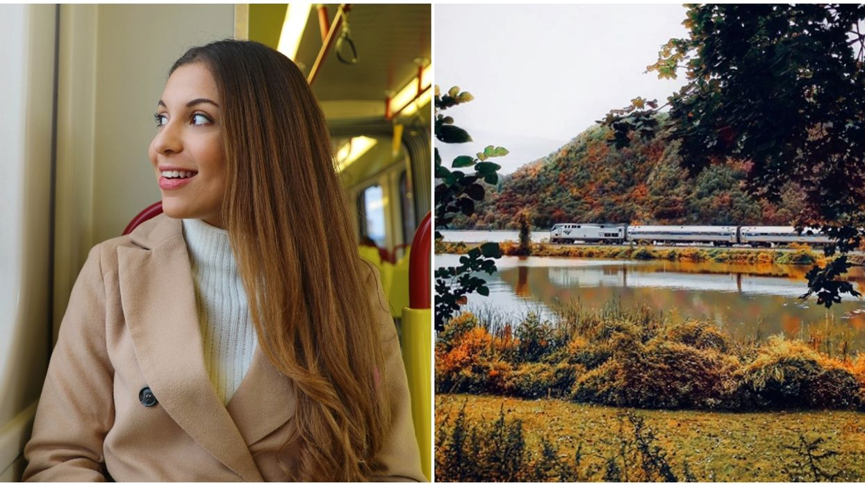 Train From Florida To NYC Will Take You On A Magical Journey This Fall