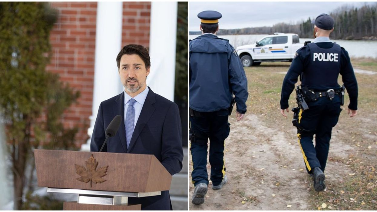 Trudeau Is Pushing For 'Changes Within The RCMP' After Indigenous Chief's Assault Story