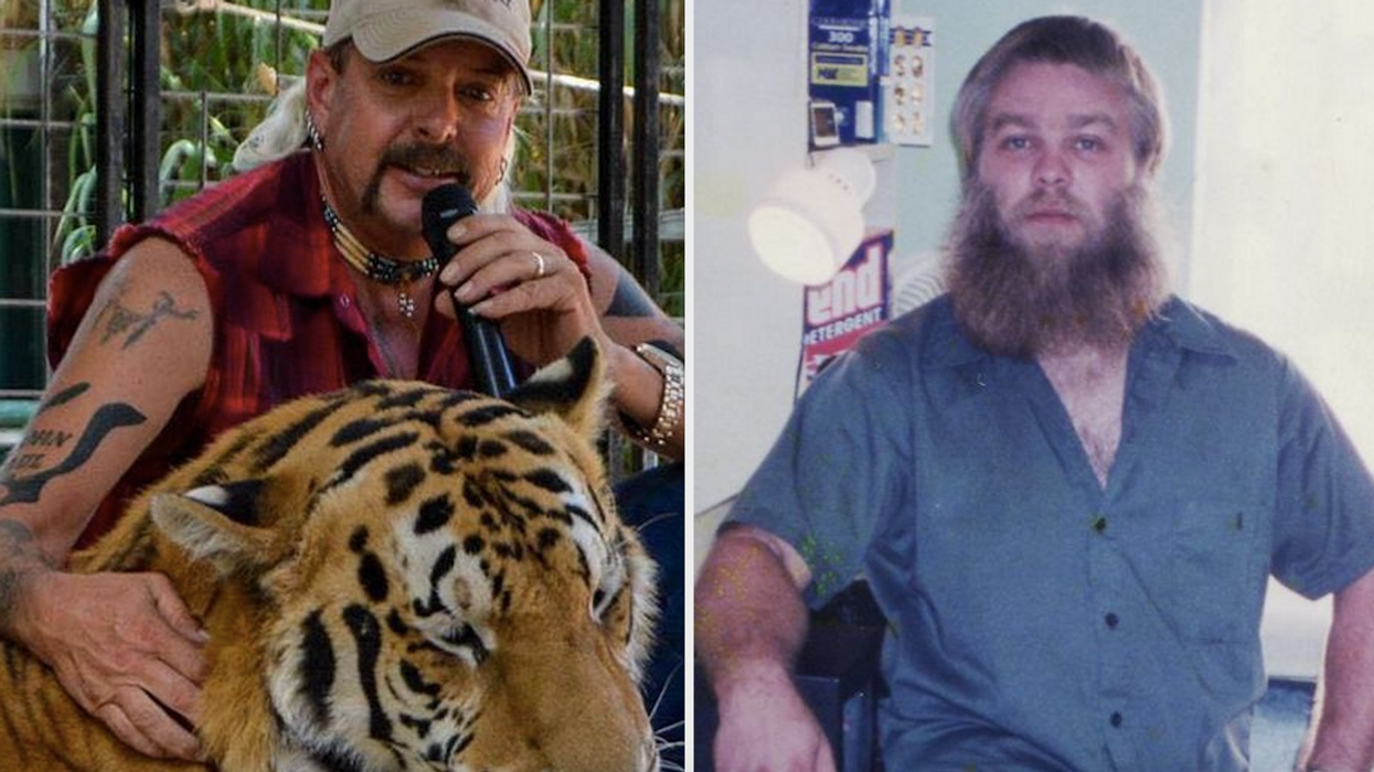 Two worlds will collide! Tiger King'sJoe Exotic will star in a Netflix special alongsideMaking A Murderer's Steven Avery. The men are currently in prison and will video chat with each other while locked up.