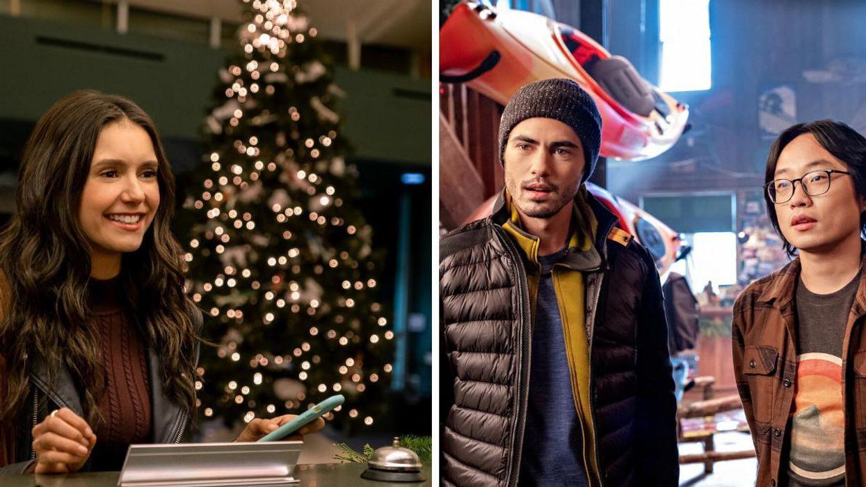 Un film de Noël quétaine débarque sur Netflix cet automne et ça résume le «dating» en 2021