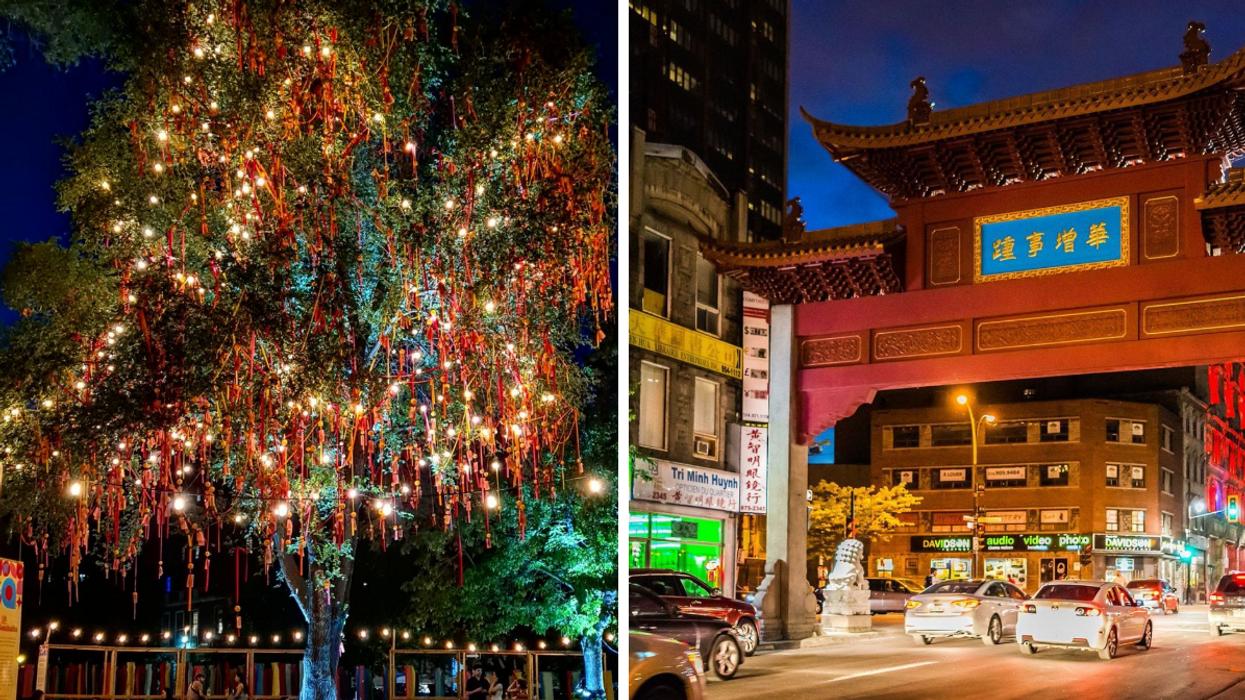 Un marché de nuit asiatique débarque à Montréal