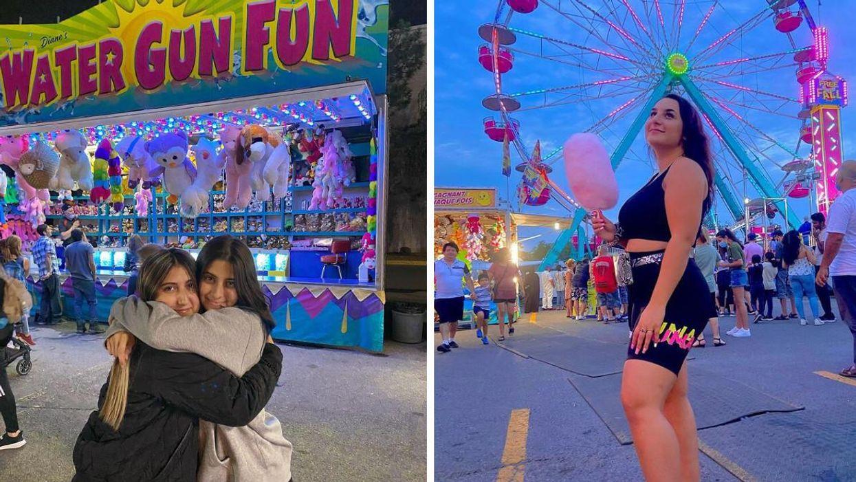 Un parc d'attraction débarque sur la Rive-Nord de Montréal pour un week-end festif