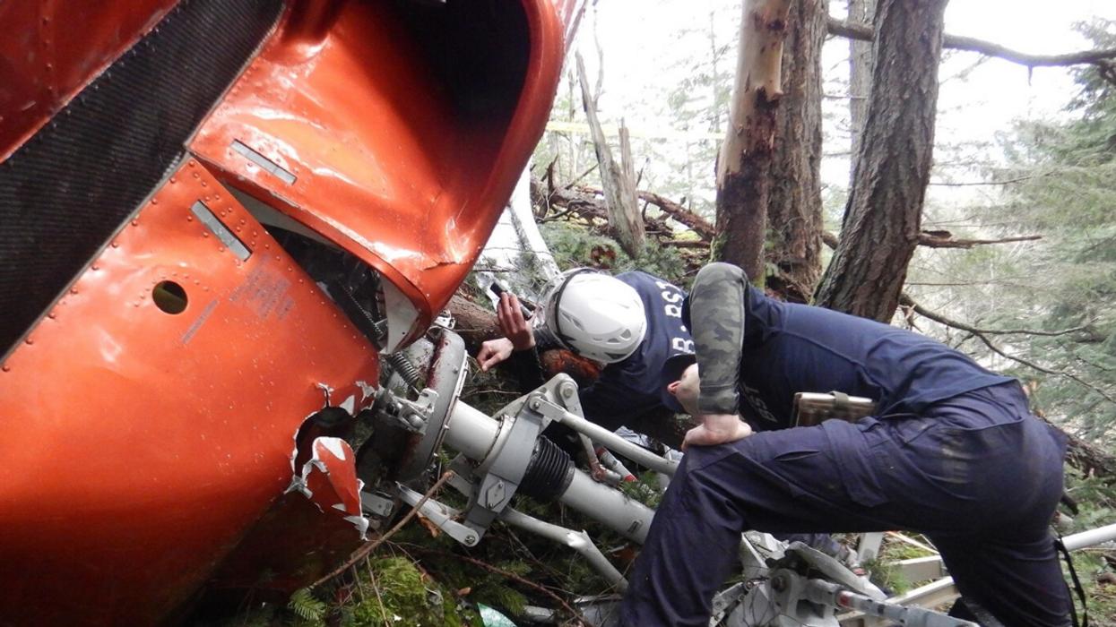 Une enquête est lancée concernant un crash d'avion survenu hier à Montréal