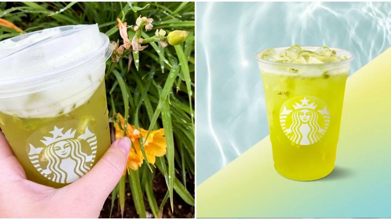 Une nouvelle boisson exotique et fruitée débarque dans les Starbucks du Québec