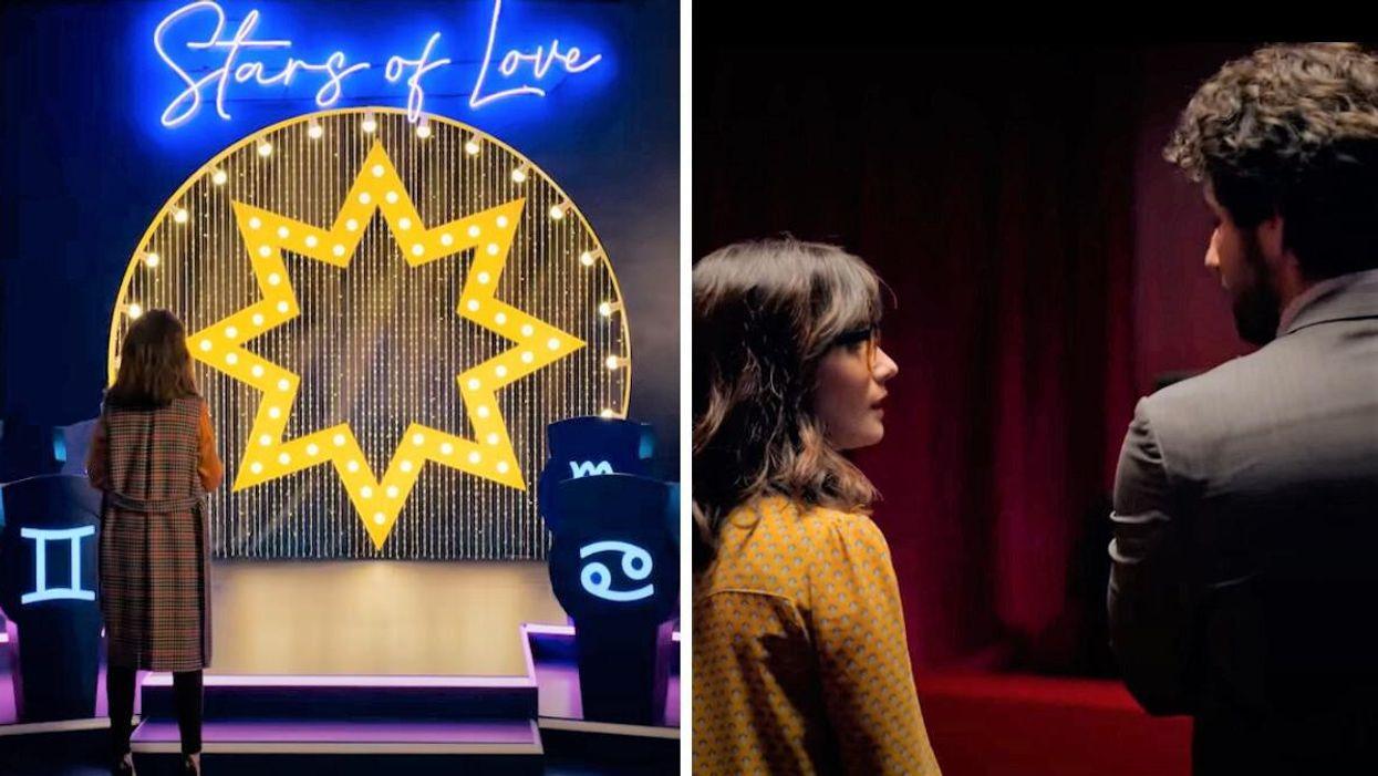 Une série d'amour parfaite pour les fans d'astrologie débarque ce mois-ci sur Netflix