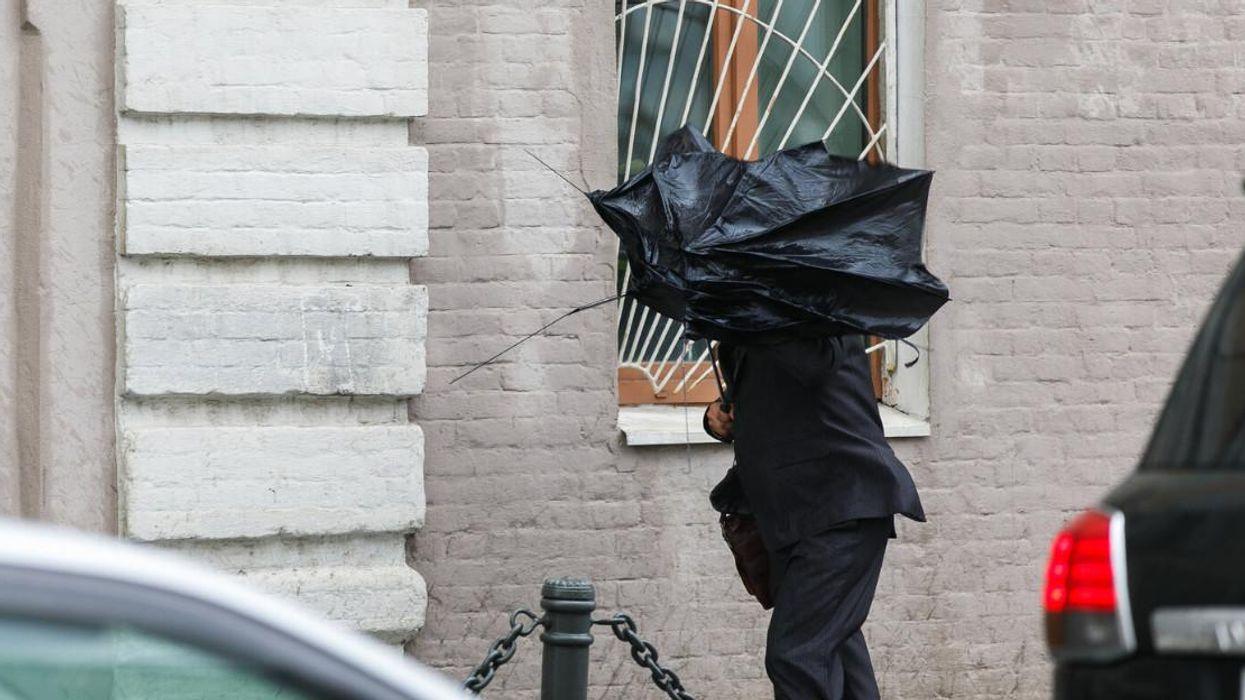 Une tempête automnale frappera le Québec ce week-end et tes plans risquent d'être à l'eau