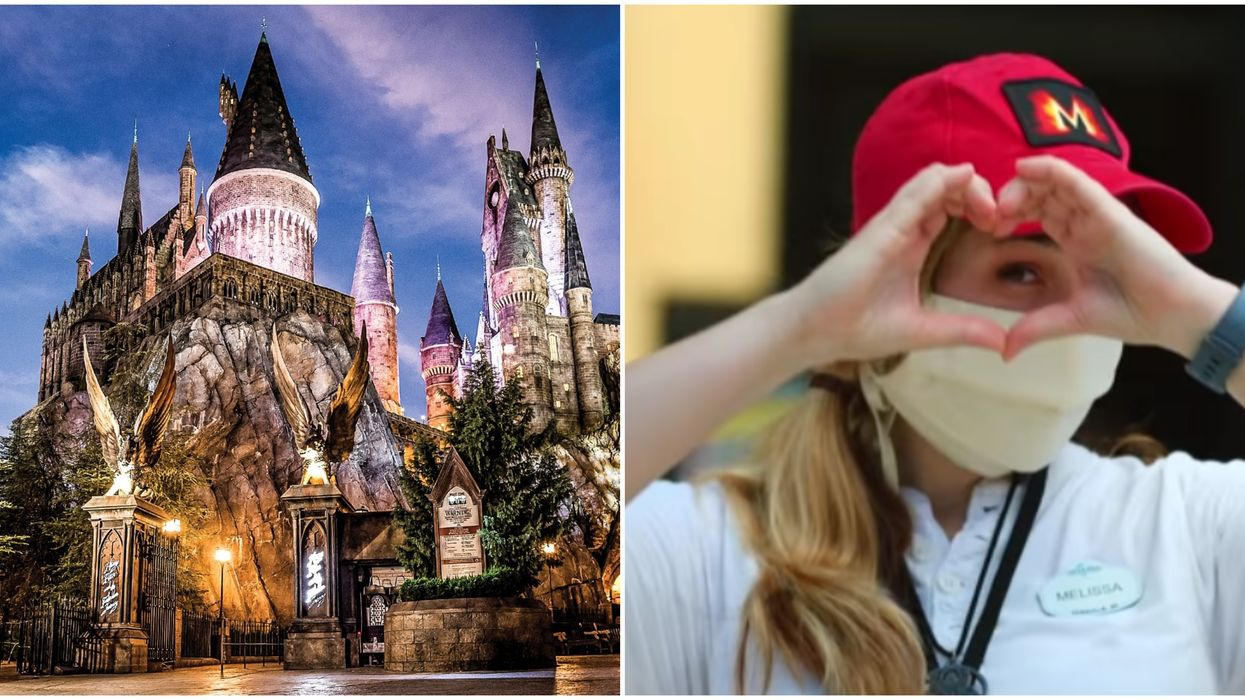 Universal Orlando's Face Mask Policy Now Blocks Loophole