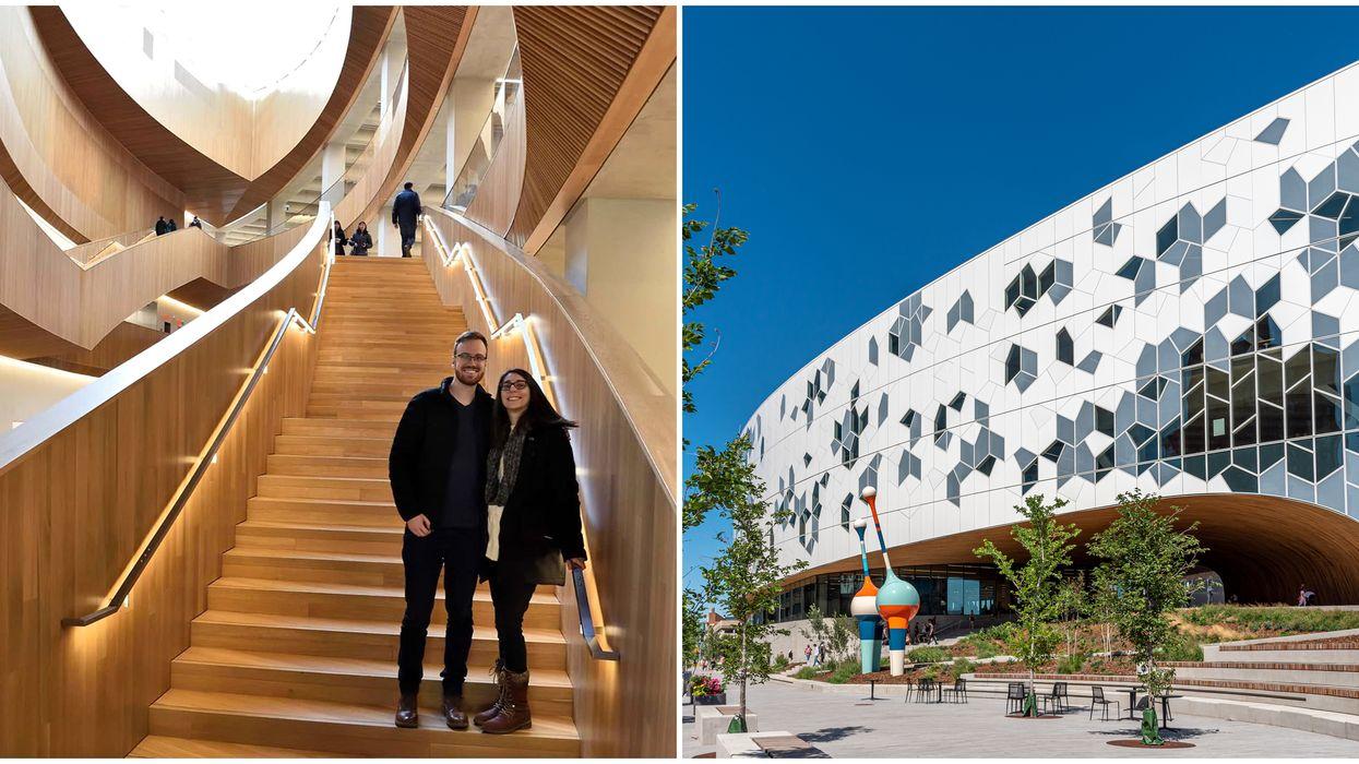 Valentine's Day In Calgary The Calgary Central Library Will Turn Into A Massive Escape Room