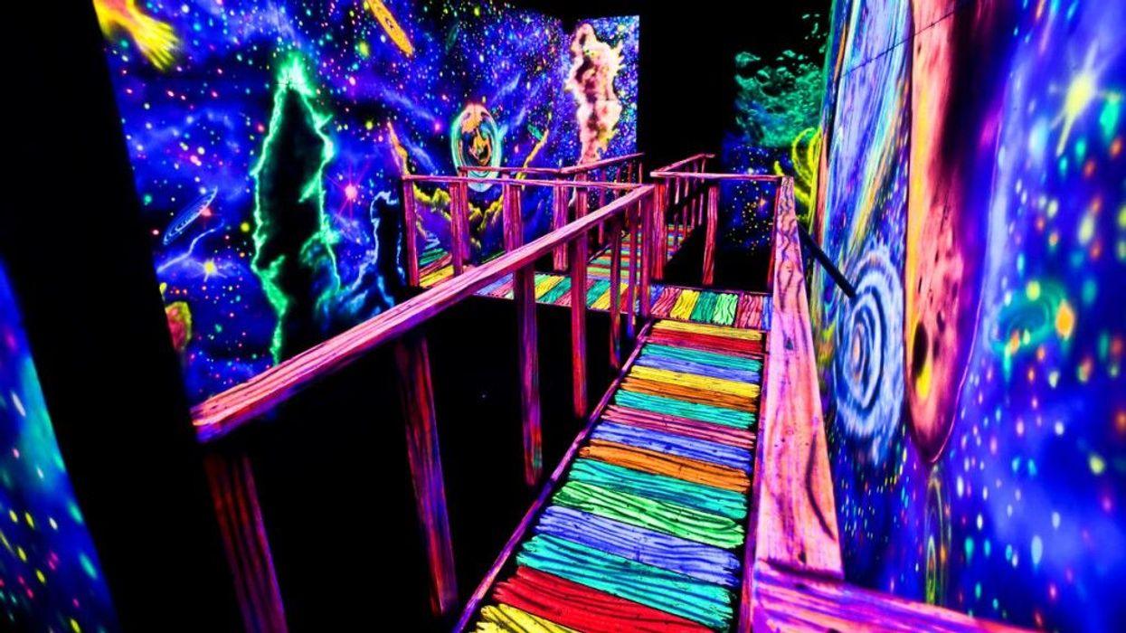 Vancouver's New Halloween Walk-Thru Is A Maze Of Mind-Bending Rooms Opening Soon