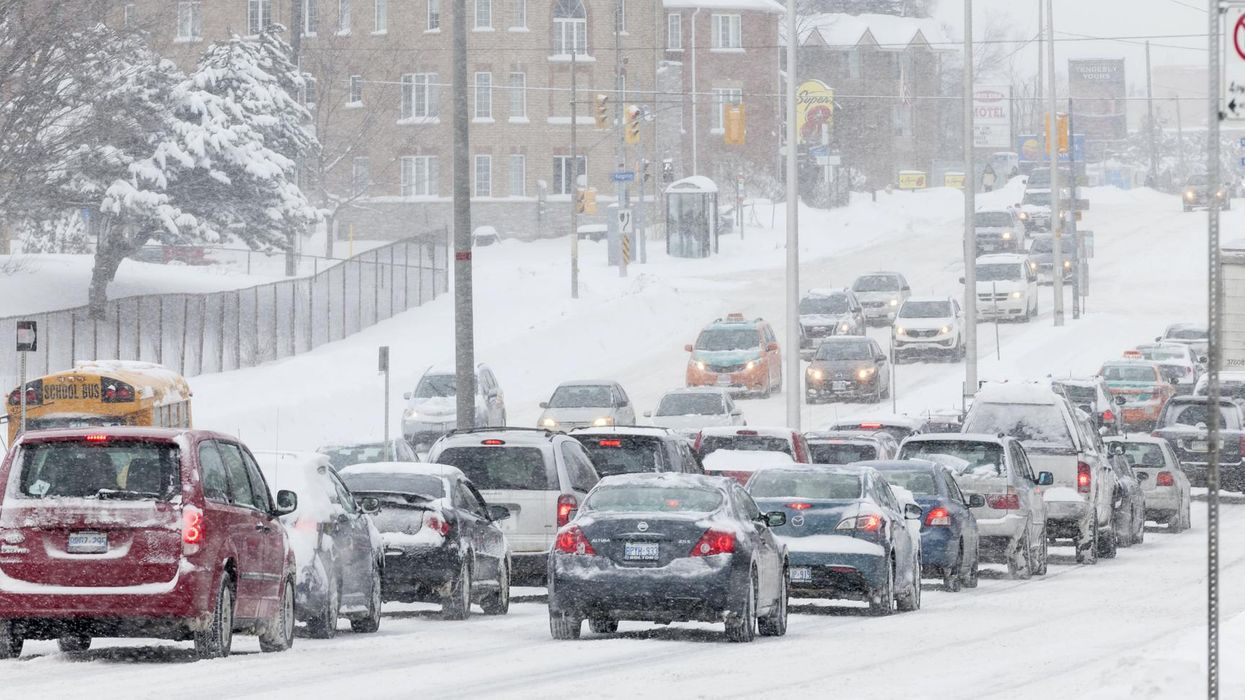 Voici à quelle date tu devrais poser tes pneus d'hiver selon ta région au Québec