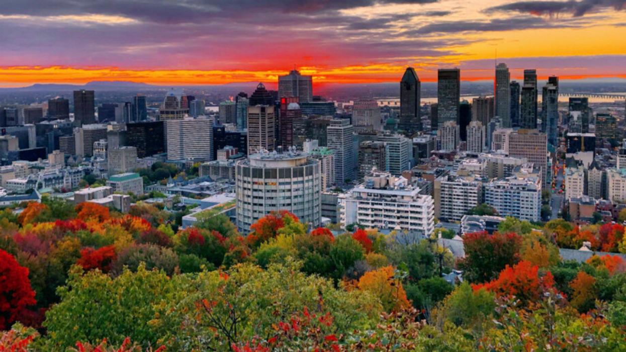Voici à quoi va ressembler la météo de cet automne au Québec