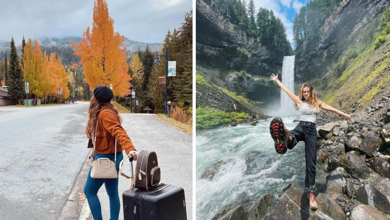 What To Do In Whistler If You Only Have 48 Hours & Want To Have An Epic Fall Weekend Away