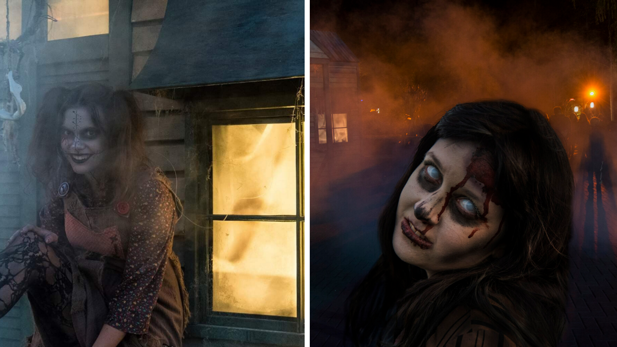 Wonderland's Halloween Haunt Is Back This Weekend With So Many Terrifying New Attractions