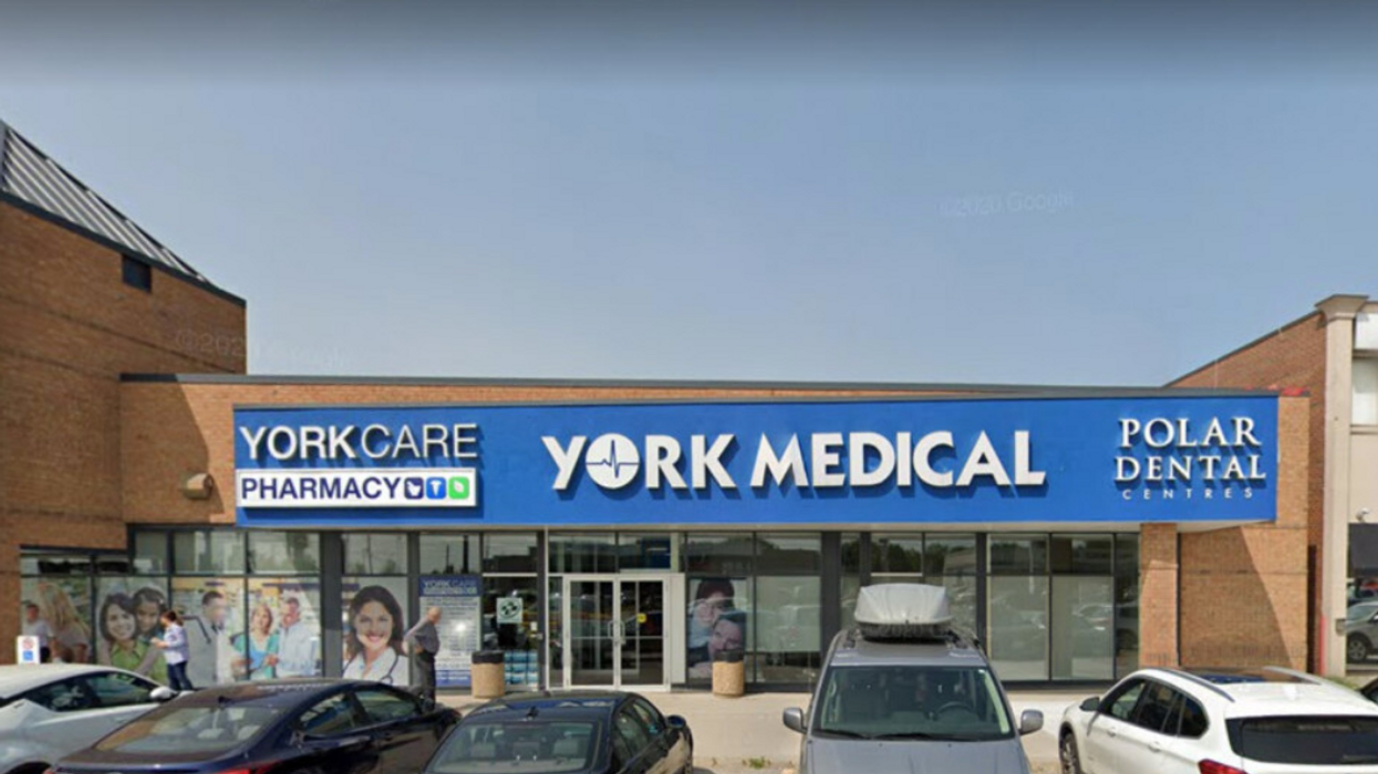 York Doctor 'Pauses' Working At Clinic After Allegedly Giving Out Vaccine Exemptions