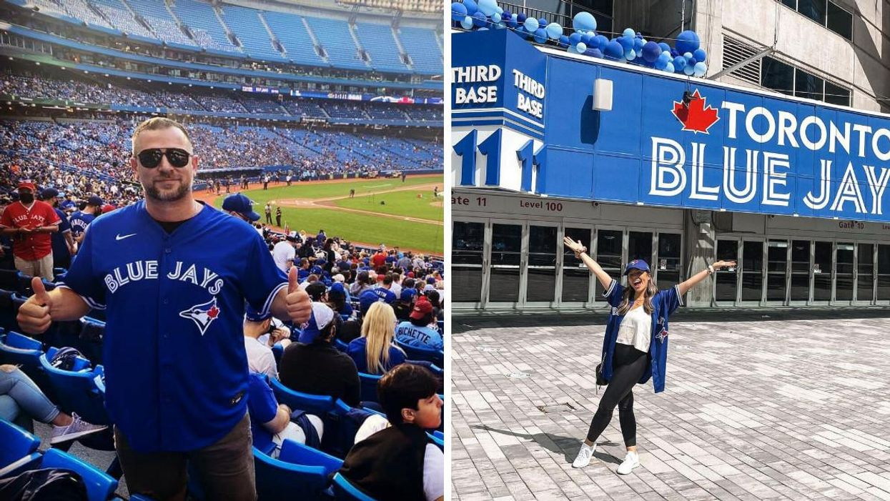 You Can Now Buy Single Game Tickets To Toronto Blue Jays Games At Rogers Centre This Summer
