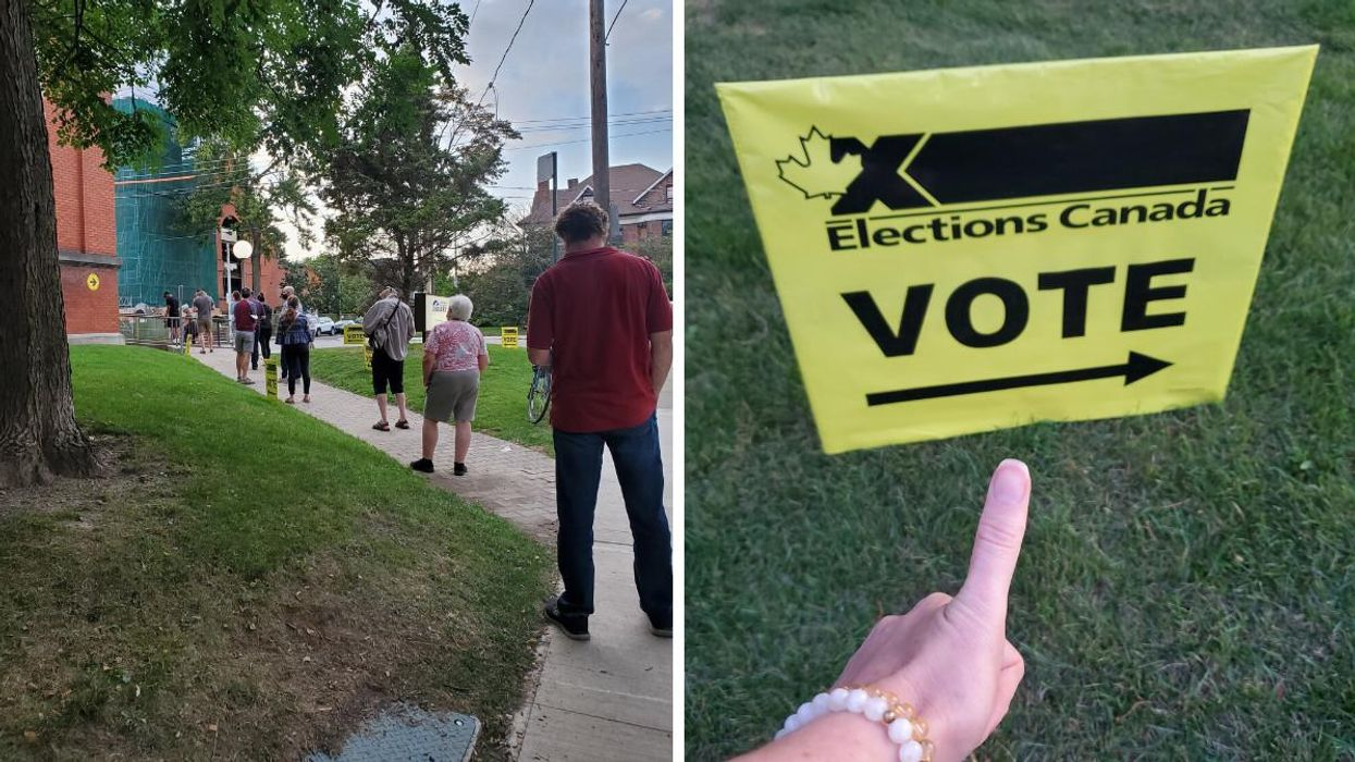 You Don't Actually Need ID To Vote In Canada's Federal Election & This Is The Workaround